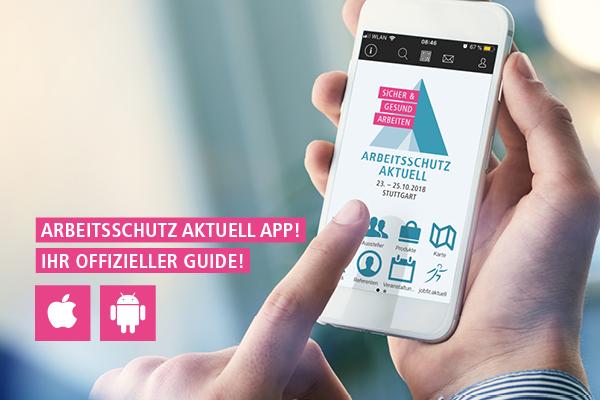 Arbeitsschutz Aktuell App