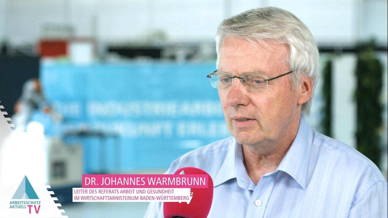 Dr. Johannes Warmbrunn